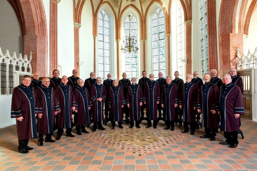 Byzanthijns Mannenkoor Friesland, 2018