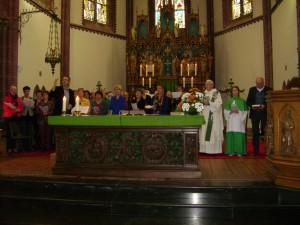 Gemengd koor Ameland, 4-11-2012