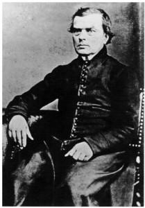Johannes Faber, 1850-1883