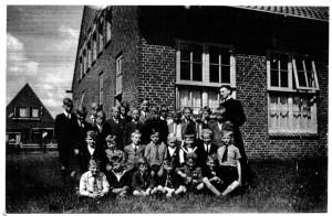 Jongerenkoor, tussen 1941 - 1945