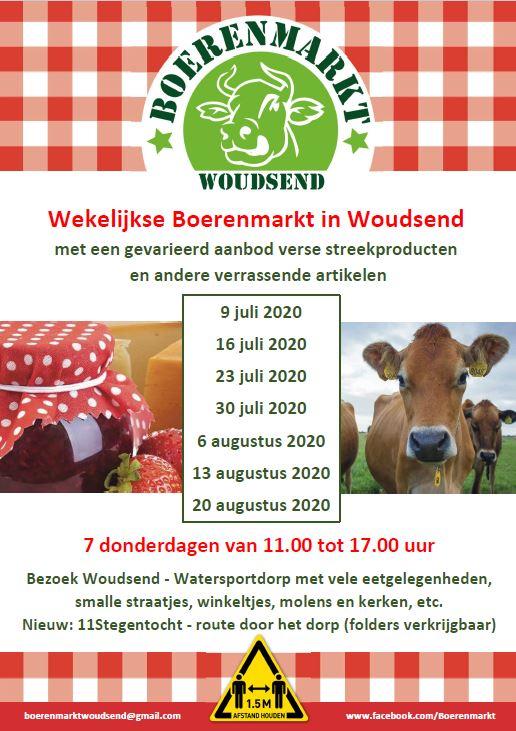 Poster Boerenmarkt 2020 nieuwe versie