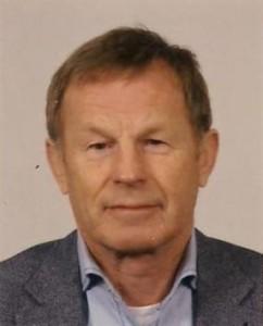 Pasfoto Huite Zonderland